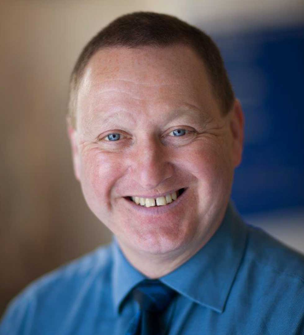 Peter Selwood -Finance Officer